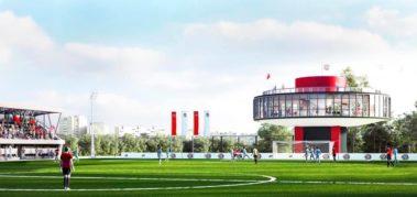 В Івано-Франківську збудують новий стадіон зі штучним покриттям. ФОТО